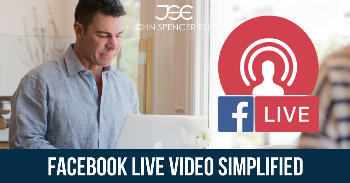 Facebook LIVE Video Simplified